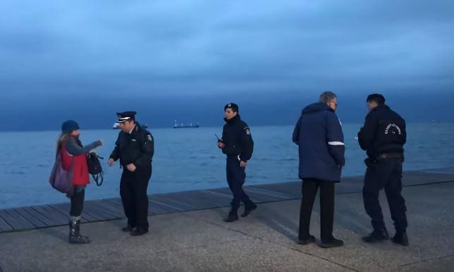 Απαγόρευση κυκλοφορίας: Έπεσαν τα πρώτα πρόστιμα στη Θεσσαλονίκη