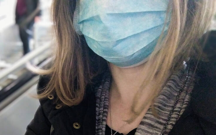 Έφτιαξε 600 μάσκες και τις προσέφερε στο νοσοκομείο Γρεβενών