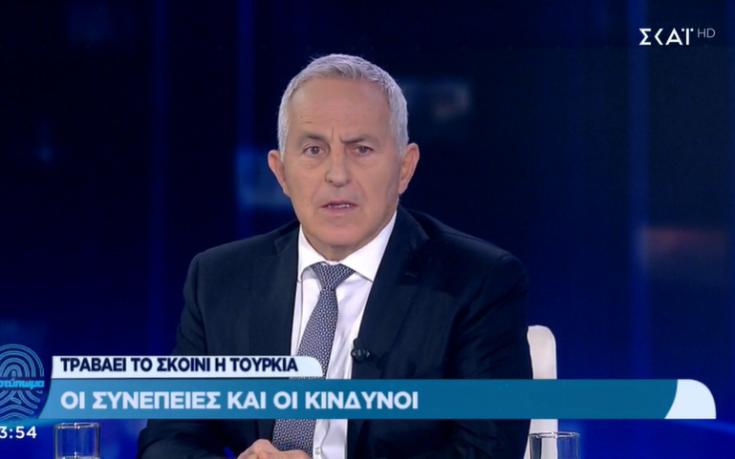 Αποστολάκης: Κάποιοι πολίτες πήραν τα όπλα και το παίζουν σερίφηδες
