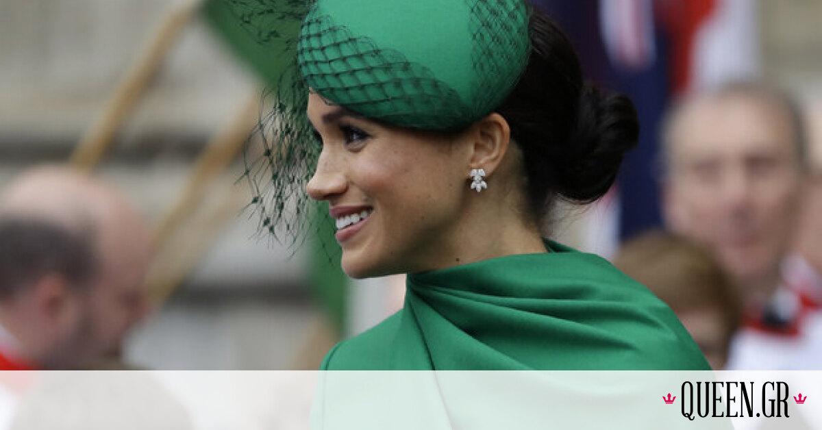 Το top της Meghan Markle κοστίζει 40 Ευρώ και (ακόμα) δεν έχει γίνει sold out