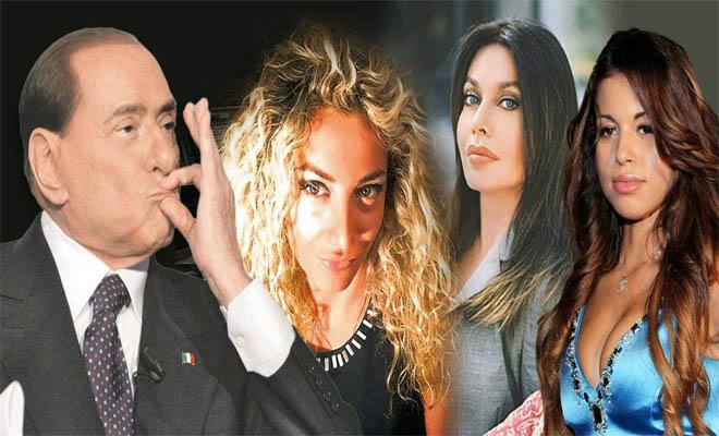 Σίλβιο Μπερλουσκόνι: Παράτησε την 34χρονη σύντροφό του για την 30χρονη βουλευτή, Μάρτα Φασίνα