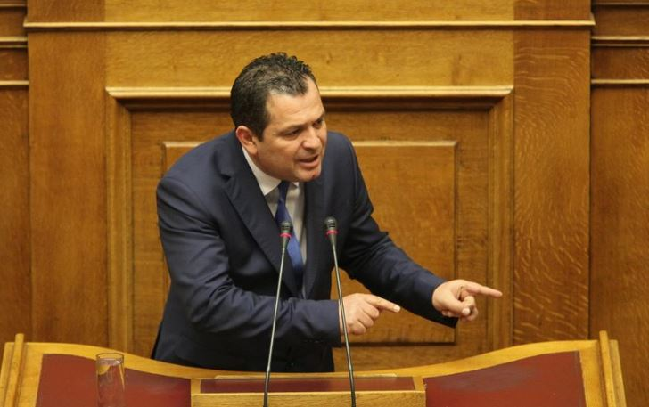 Σε εθελοντική καραντίνα ο κοινοβουλευτικός εκπρόσωπος της Ν.Δ. Χρήστος Μπουκώρος