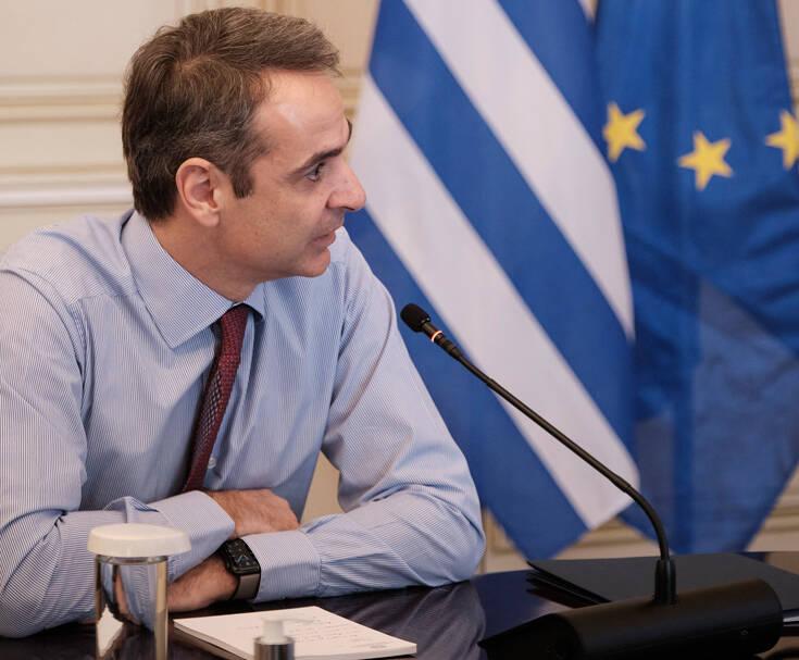 Στο κορονό-ομόλογο επέμεινε ο Μητσοτάκης: Οι 9 εκπροσωπούμε το 57% του ΑΕΠ της Ευρωζώνης