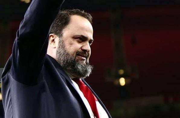 Βαγγέλης Mαρινάκης: Ανακοίνωσε πως βρέθηκε θετικός στον κορωνοϊό (εικόνα)