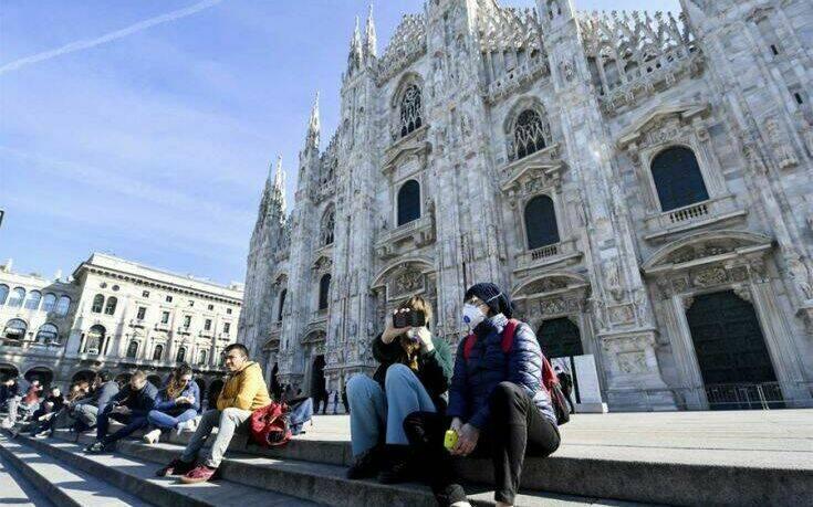 Κορονοϊός: Σοκάρει ο αριθμός των νεκρών στην Ιταλία, 133 μόνο σήμερα
