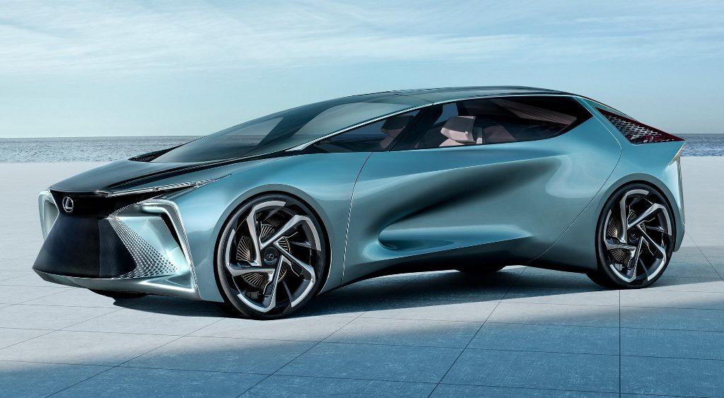 Συνεργασία Goodyear και Lexus για τη Διαμόρφωση του Μέλλοντος της Ηλεκτροκίνησης