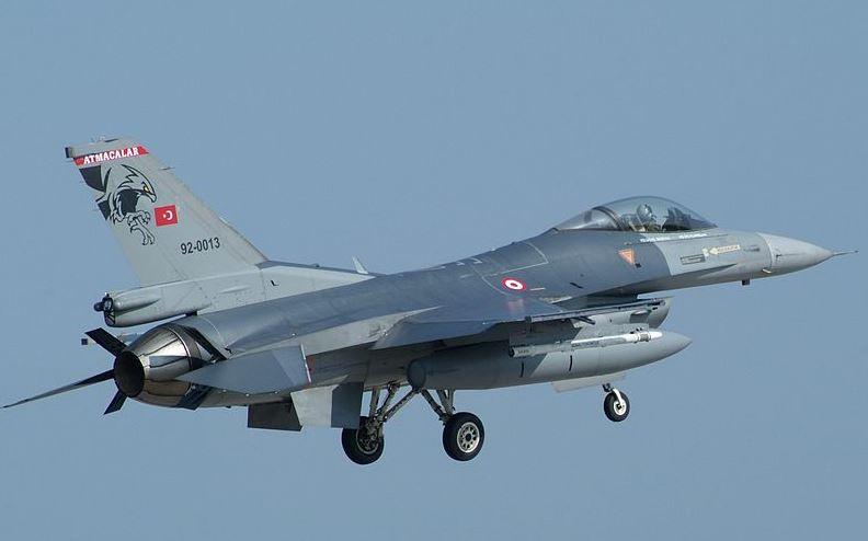 Απίστευτη τουρκική πρόκληση: Υπέρπτηση F-16 στον Έβρο