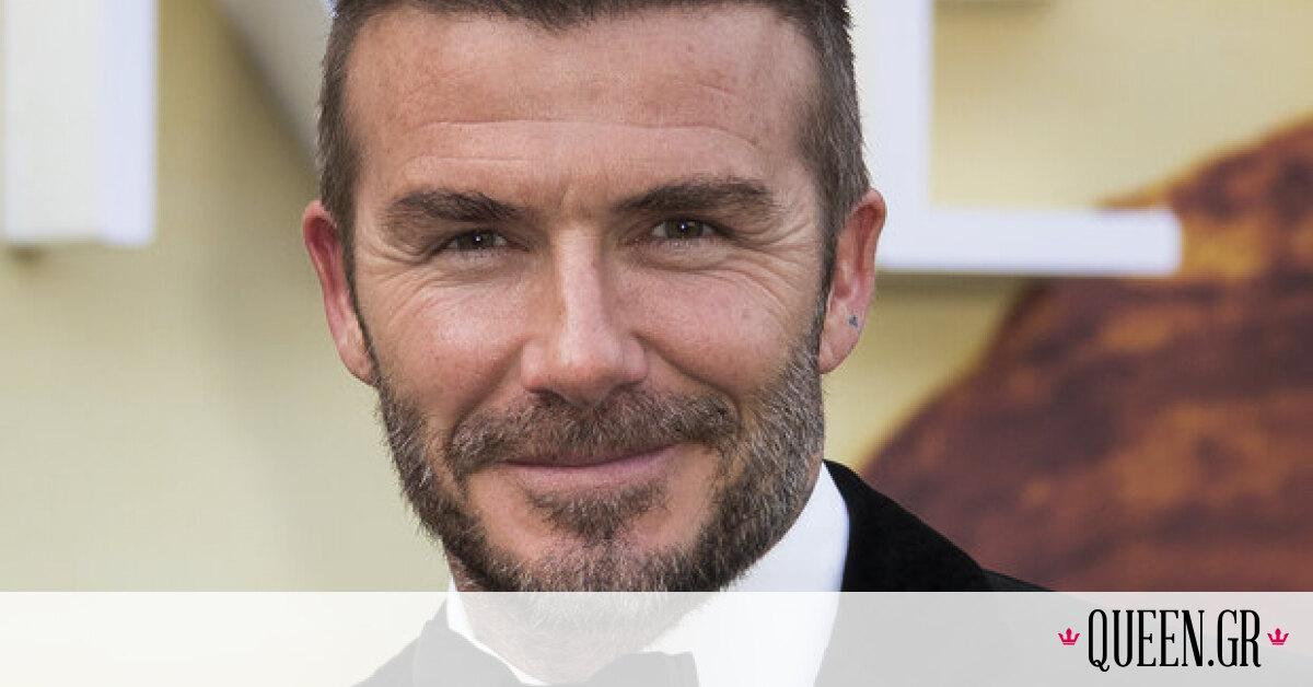 O David Beckham μας δείχνει το #challenge που όλοι πρέπει να κάνουμε