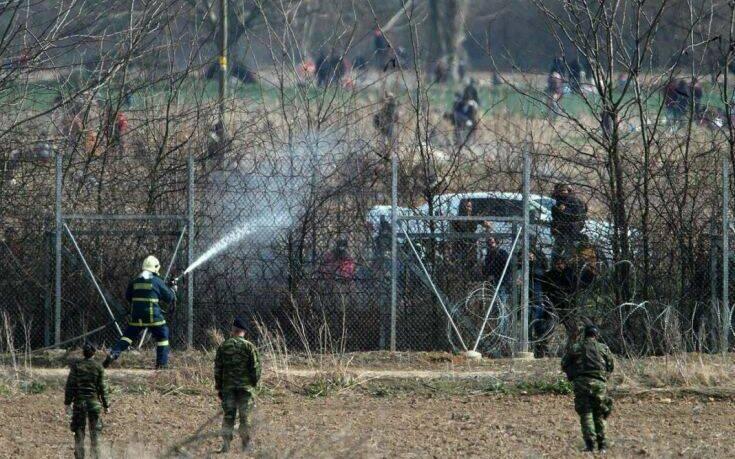 Spiegel: Η γερμανική μυστική υπηρεσία έχει στοιχεία ότι η Τουρκία κατηύθυνε τα επεισόδια στον Έβρο