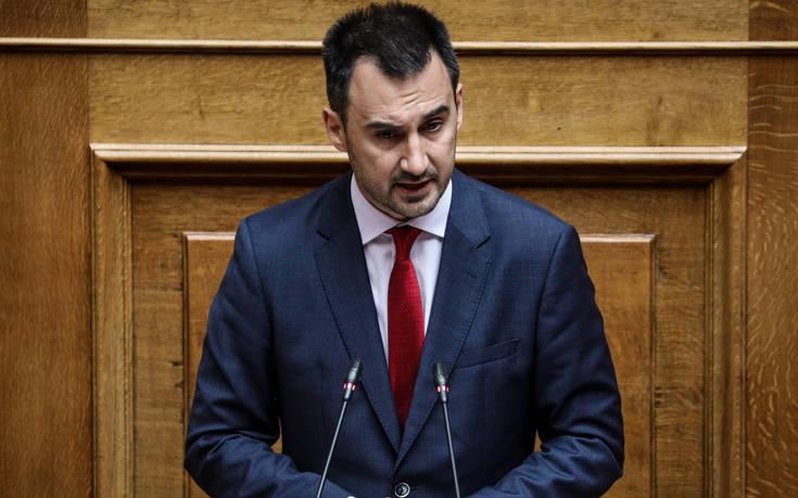 Χαρίτσης: Η κυβέρνηση πουλάει εύκολο πατριωτισμό στους Έλληνες