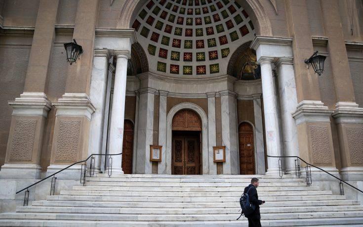 Κορονοϊός: Η Πολιτεία αναστέλλει κάθε λειτουργία σε όλους τους χώρους λατρείας όλων των θρησκειών