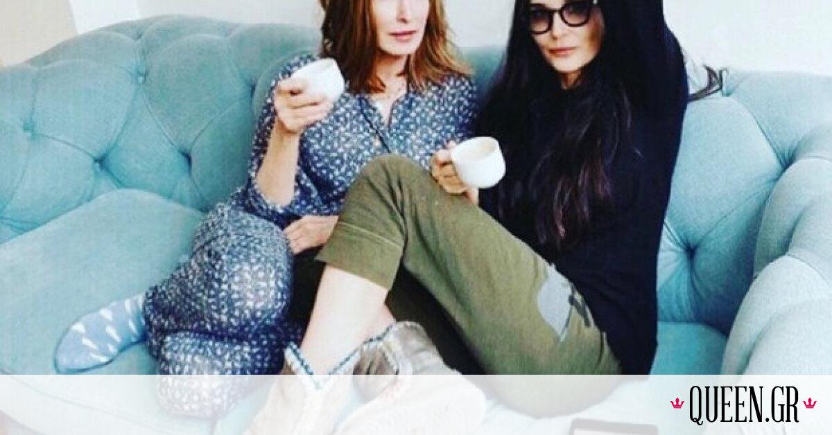 Στυλ και Καραντίνα: Τι φοράνε οι Hollywood stars μέσα στο σπίτι τους;