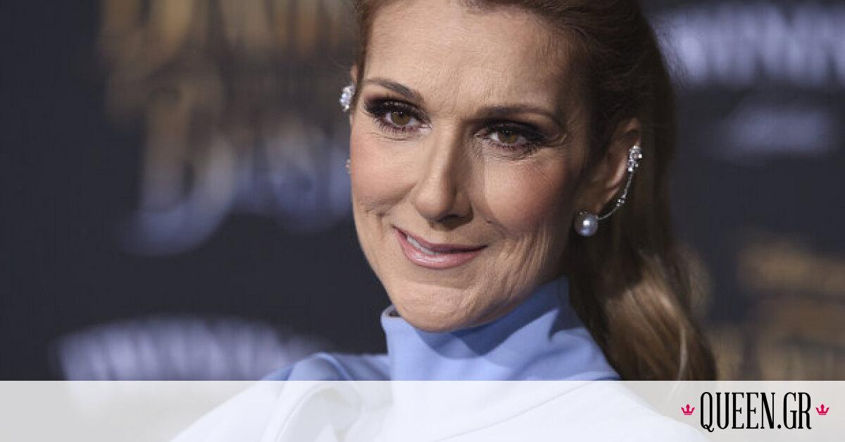Η Celine Dion φόρεσε το πιο εκκεντρικό print που θα δούμε φέτος την άνοιξη