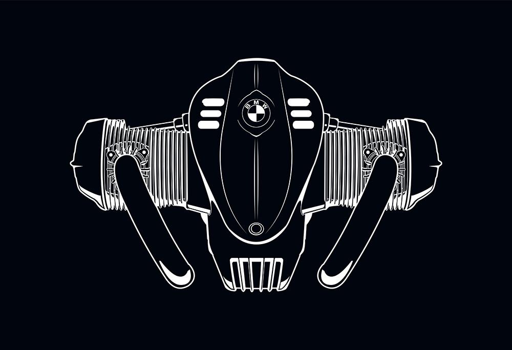 Η BMW R 18 γιορτάζει την παγκόσμια πρεμιέρα της.
