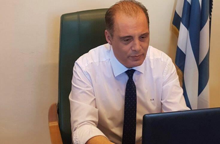 Οι προτάσεις Βελόπουλου στον πρωθυπουργό για την αντιμετώπιση του κορονοϊού