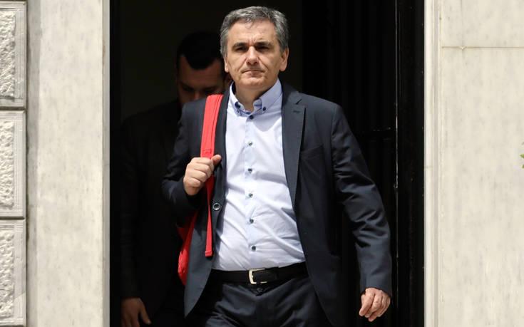 Τσακαλώτος: Ανησυχώ για την απόφαση του Eurogroup, χρειάζονται πιο ισχυρά μέτρα
