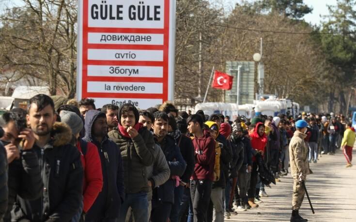 Ρωσία: 130.000 πρόσφυγες θέλει να στείλει η Τουρκία στην Ελλάδα, τα 2/3 δεν είναι Σύροι