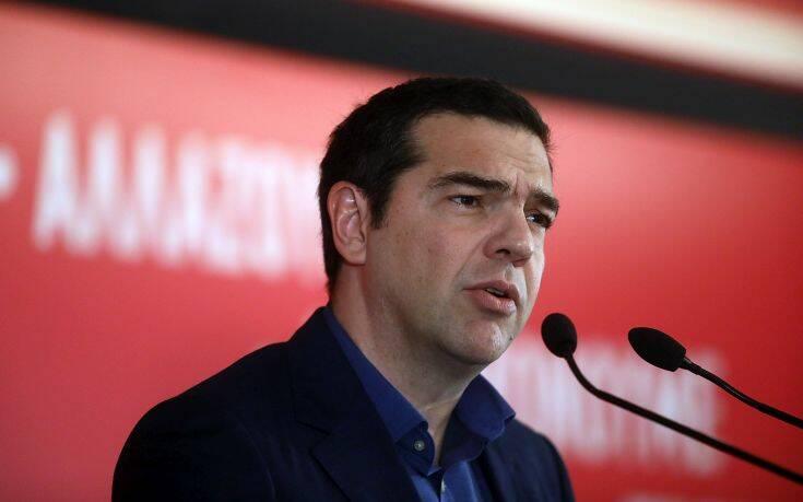 Τσίπρας: Η Ελλάδα πρέπει να απαντήσει απέναντι στο θράσος της Τουρκίας