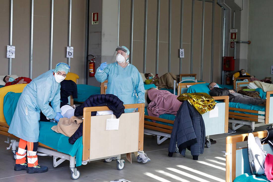 Τι πρέπει να γίνει ώστε να μην καταρρεύσει το σύστημα υγείας στην Ελλάδα λόγω κορονοϊού