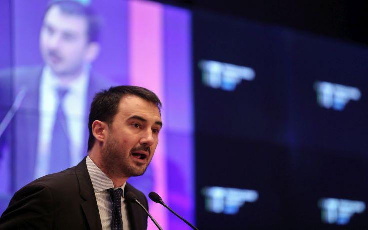 Χαρίτσης: Καλωσορίζουμε την κυβέρνηση στο μέτωπο του πατριωτικού συμφέροντος