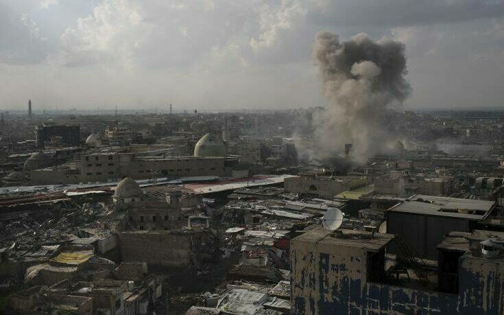 Ιράκ: Αιματηρή επίθεση με 15 ρουκέτες σε βάση που στεγάζει Αμερικανούς στρατιώτες
