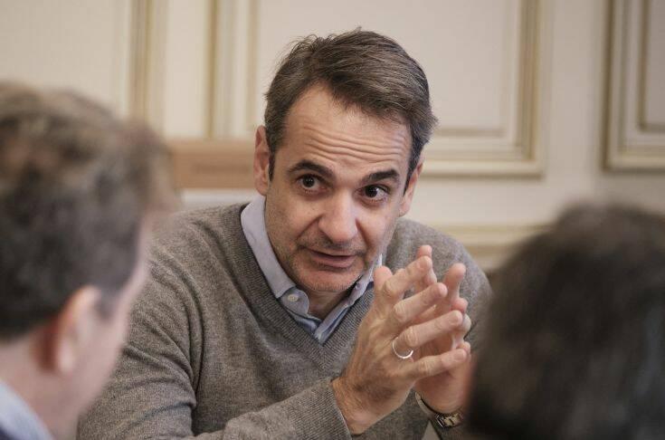 Μέτρα για τον κορονοϊό ανακοινώνει ο Μητσοτάκης – Τηλεδιάσκεψη των ηγετών της ΕΕ