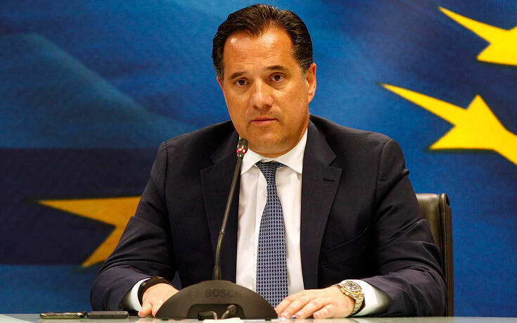 Γεωργιάδης: Δύο αντισηπτικά ανά πελάτη για να καλυφθεί η ζήτηση