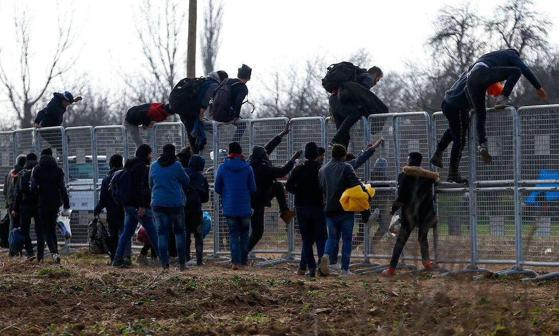 Το σχέδιο Ερντογάν πίσω από την προώθηση προσφύγων και μεταναστών στον Έβρο