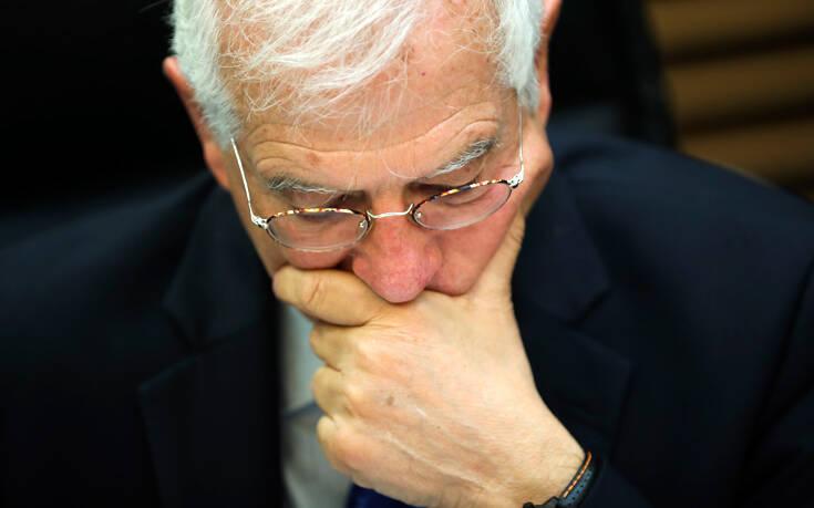 Ο Ζοζέπ Μπορέλ καταδικάζει τις τουρκικές προκλήσεις