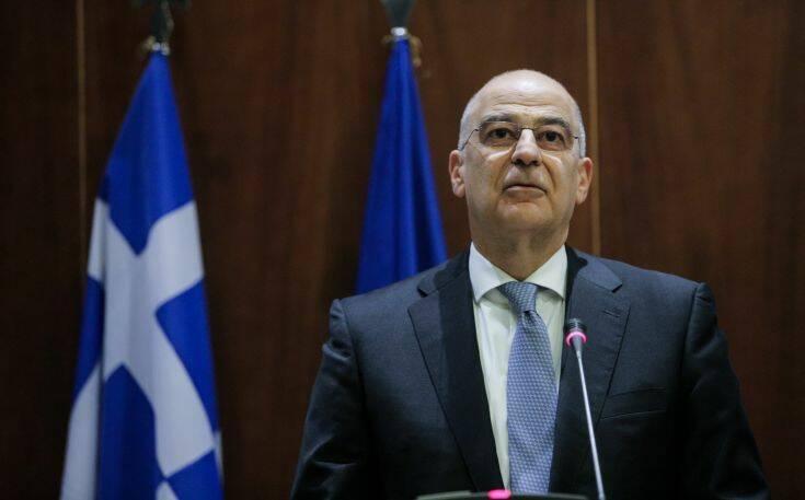 Ο Νίκος Δένδιας θα θέσει στους Ευρωπαίους ΥΠΕΞ το θέμα της τουρκικής προκλητικότητας