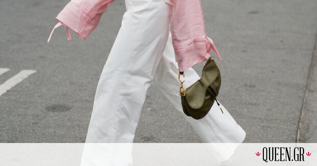Με αυτό το στυλ παντελονιού όλες δείχνουμε πιο αδύνατες, όπως και αν το φορέσουμε!