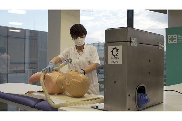Η Seat βοηθάει το σύστημα υγειονομικής περίθαλψης-Ξεκίνησε την παραγωγή αναπνευστήρων