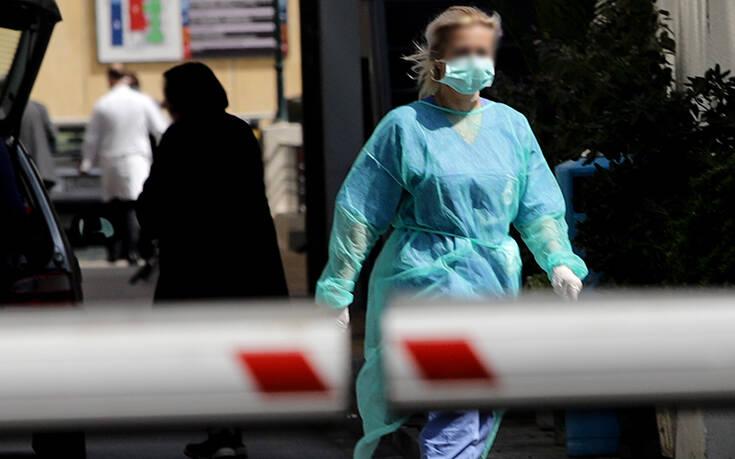 Κορονοϊός: Ακόμη δύο νεκροί στην Ελλάδα – 70 στο σύνολο