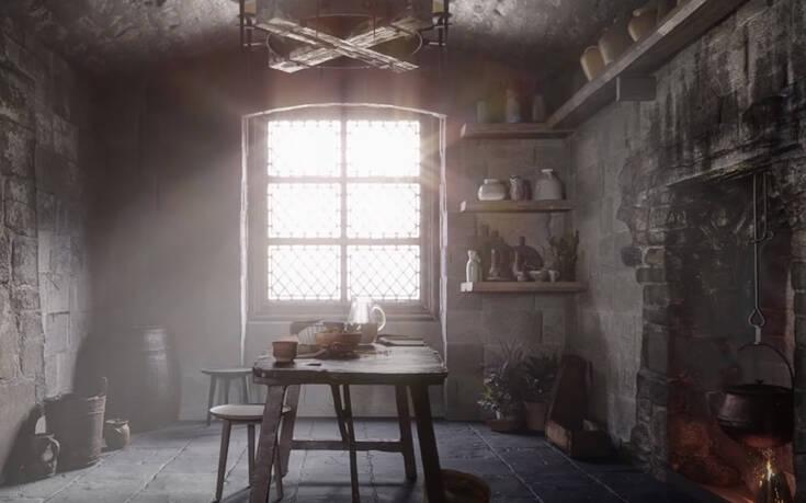 Πόσο άλλαξαν οι κουζίνες εδώ και 500 χρόνια