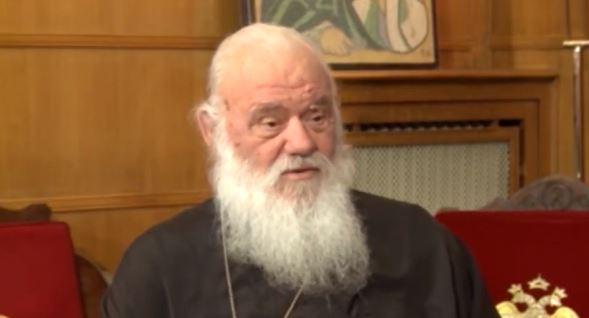 Αρχιεπίσκοπος Ιερώνυμος: Άλλο η Θεία Κοινωνία και άλλο η συνάθροιση
