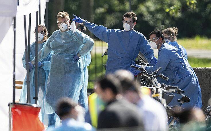 Γερμανία – Κορονοϊός: Ομαδικά τεστ σε κτιριακό συγκρότημα κοντά στην Κολωνία, καθώς δύο οικογένειες με Covid-19 έσπασαν την καραντίνα