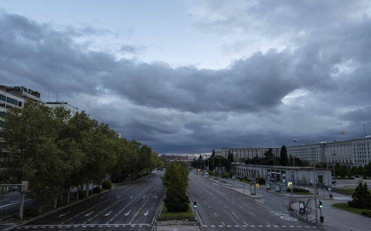 Κορονοϊός: 5.813 κρούσματα σε μία μέρα στην Ισπανία- Στους 19.130 οι νεκροί