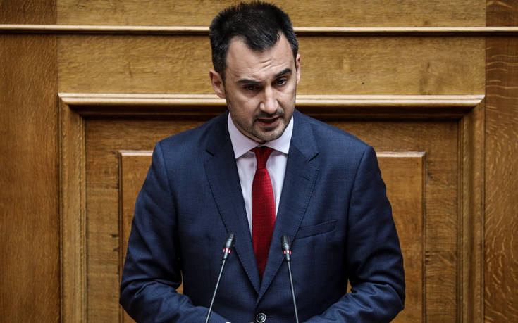 Χαρίτσης: Αν δεν υλοποιηθεί το πρόγραμμα που προτείνει ο ΣΥΡΙΖΑ, αργότερα θα χρειαστούμε περισσότερα λεφτά