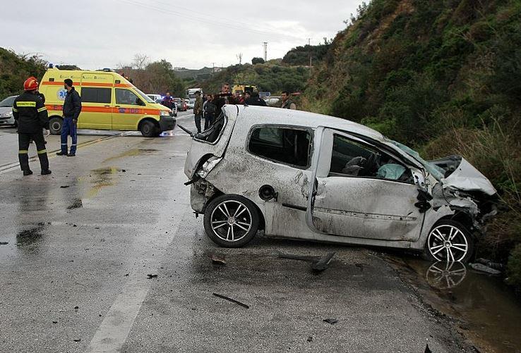Μειώθηκαν κατά 80% τα τροχαία δυστυχήματα στην Ελλάδα