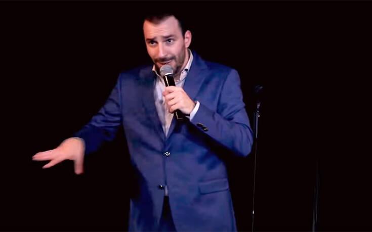 Μένουμε σπίτι: Σάββατο βράδυ με Stand up Comedy και… Σχεδόν σαράντα