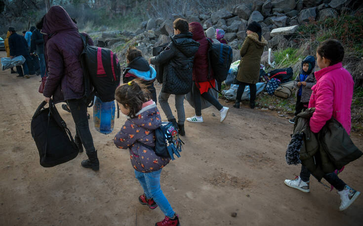 Προσφυγόπουλα από τα ελληνικά νησιά στο Λουξεμβούργο