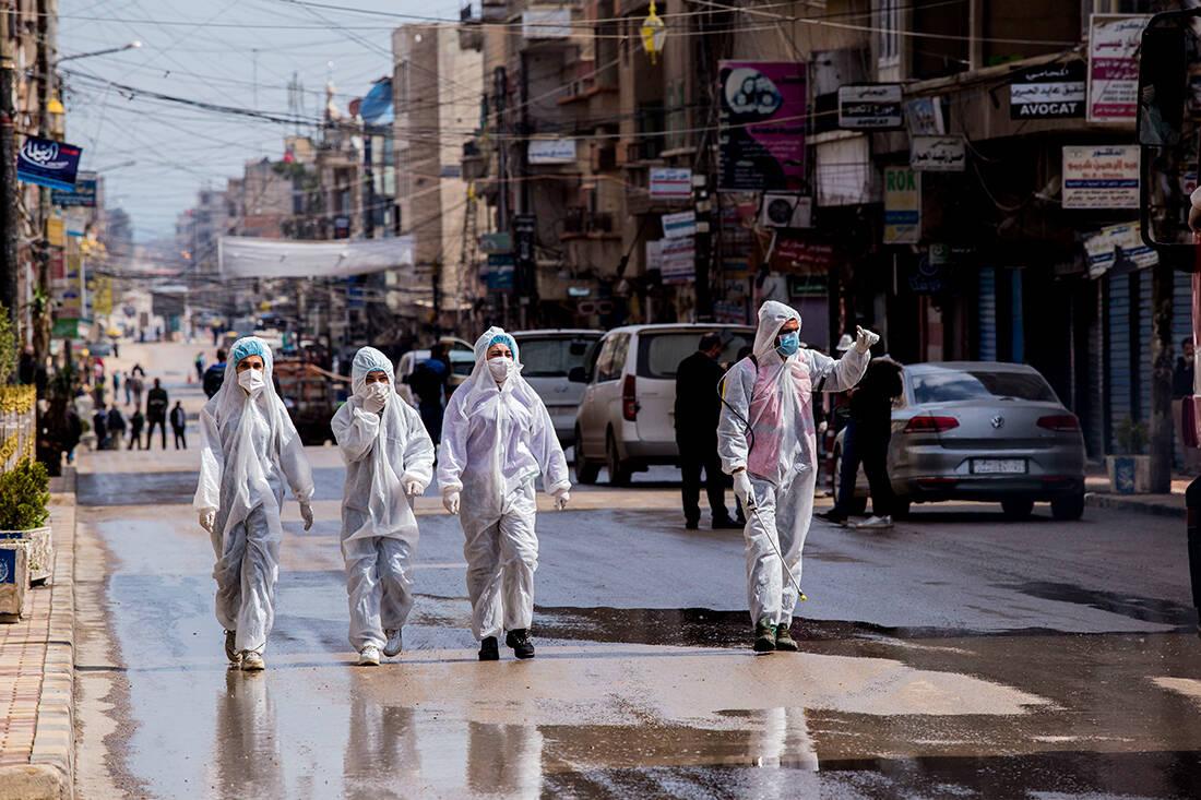 Πώς εκμεταλλεύονται οι τρομοκράτες την πανδημία του κορονοϊού