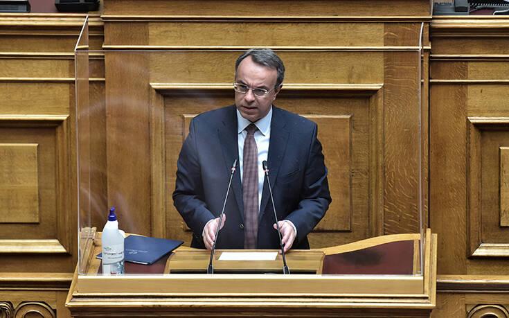 Σταϊκούρας: Στα 36,6 δισεκ. ευρώ τα ταμειακά διαθέσιμα της χώρας