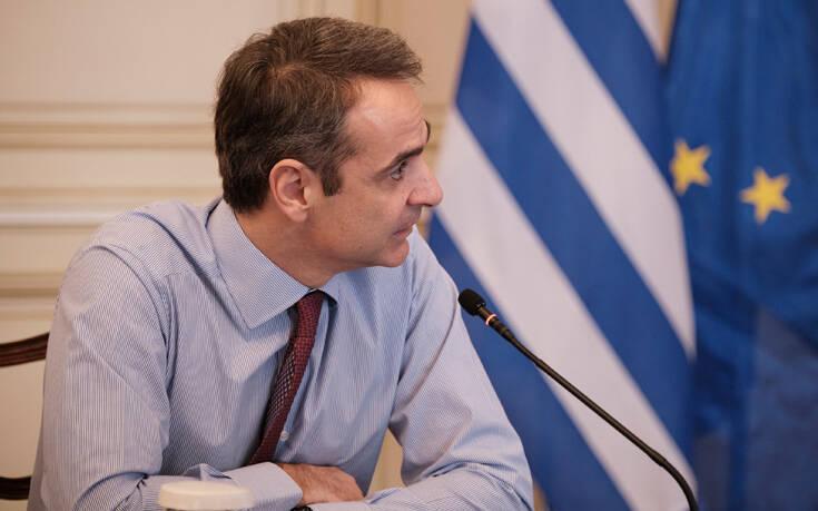 Ο Μητσοτάκης καλεί τις χώρες της ΕΕ να πάρουν περισσότερους ανήλικους πρόσφυγες