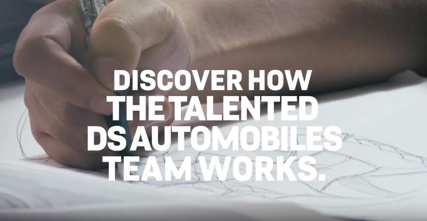 Δείτε από τα παρασκήνια πως δημιουργεί η ταλαντούχα ομάδα της DS AUTOMOBILES!!!