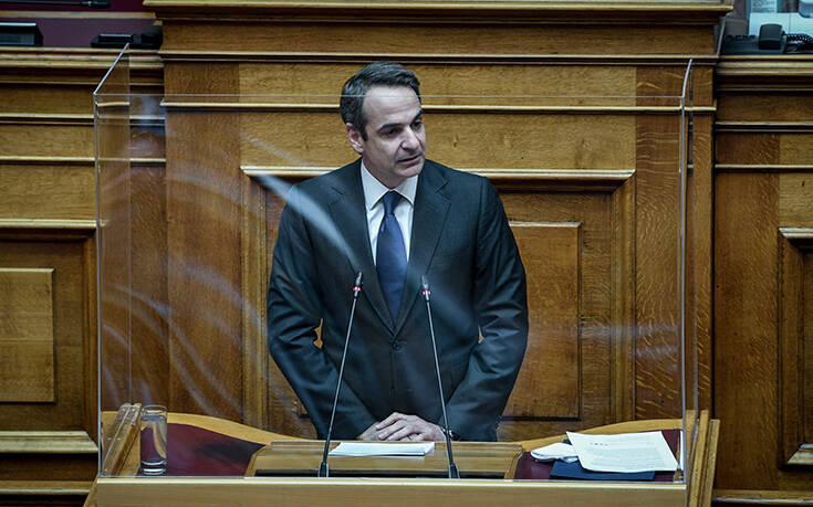 Μητσοτάκης: Ευτυχώς δεν θα μάθουμε ποτέ τι θα συνέβαινε εάν εν μέσω πανδημίας ήταν ο ΣΥΡΙΖΑ κυβέρνηση