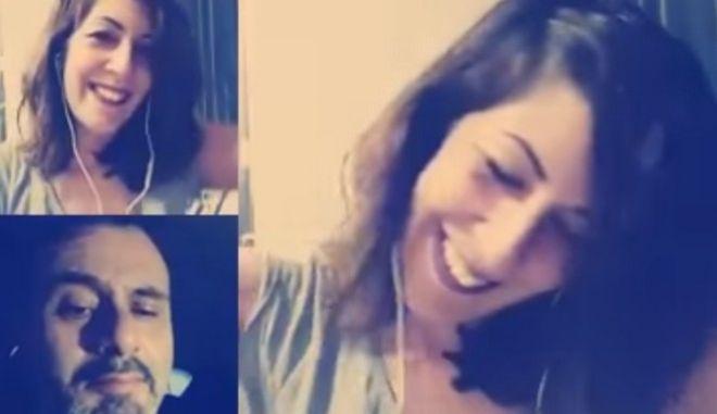 «Ρώτησα τον Χαρδαλιά πού θα κάνω Πασχαλιά»: Το viral τραγούδι της καραντίνας