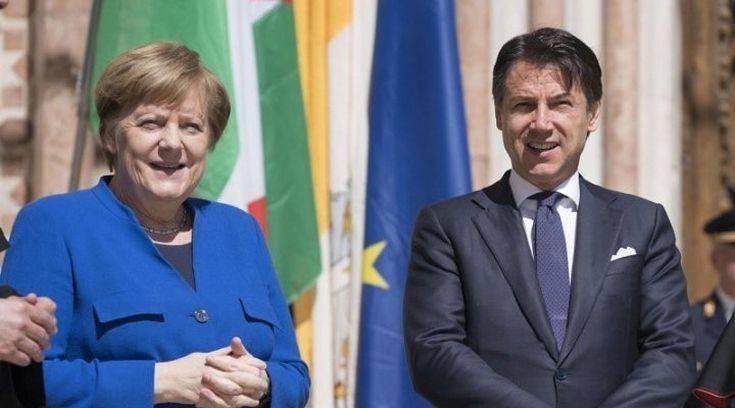 Ιταλία – Κορονοϊός: Ο Τζουζέπε Κόντε προειδοποιεί για διάλυση της Ευρώπης λόγω του ιού