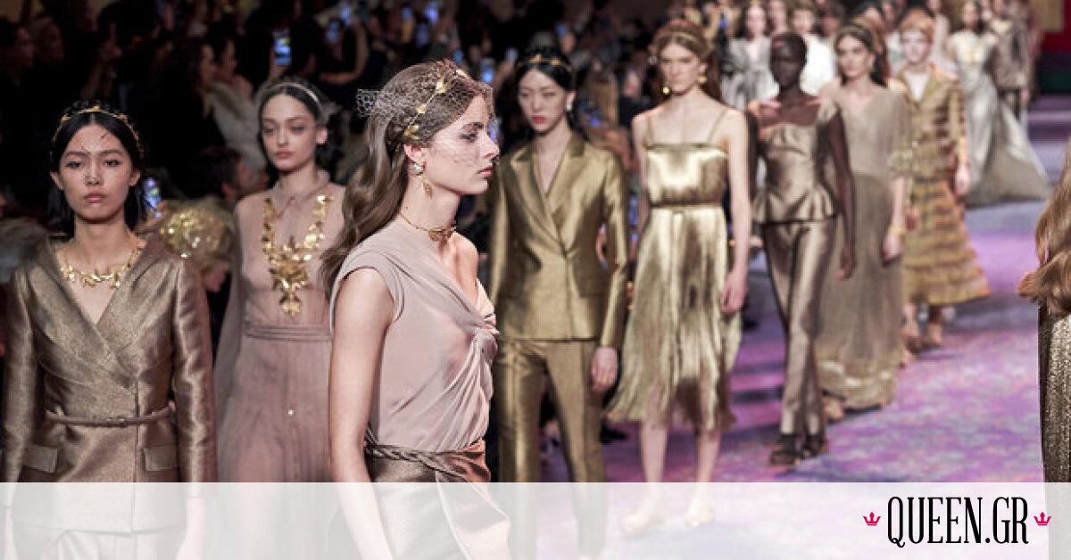 Ο Οίκος Dior ανοίγει και πάλι το εργοστάσιο της Baby Dior για να παράγει μάσκες