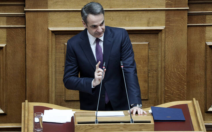 Την επόμενη Πέμπτη το πρωί θα ενημερώσει ο πρωθυπουργός τη Βουλή για τις οικονομικές επιπτώσεις του κορονοϊού